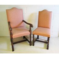 Coleman  side chair.