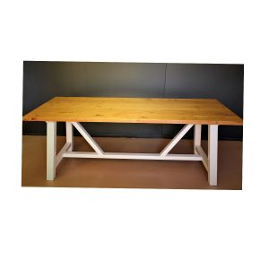 Handmade dining tables