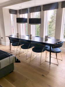 bespoke dining tables